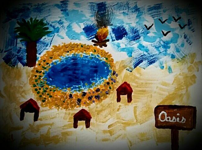 Logo L'Oasis du Fresnoy