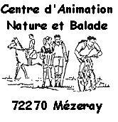 Logo Centre d'Animation Nature et Balade