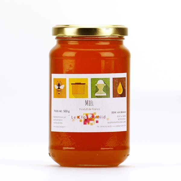 Dégustation/Sensibilisation du grand public à la diversité des miels de cru et de terroir