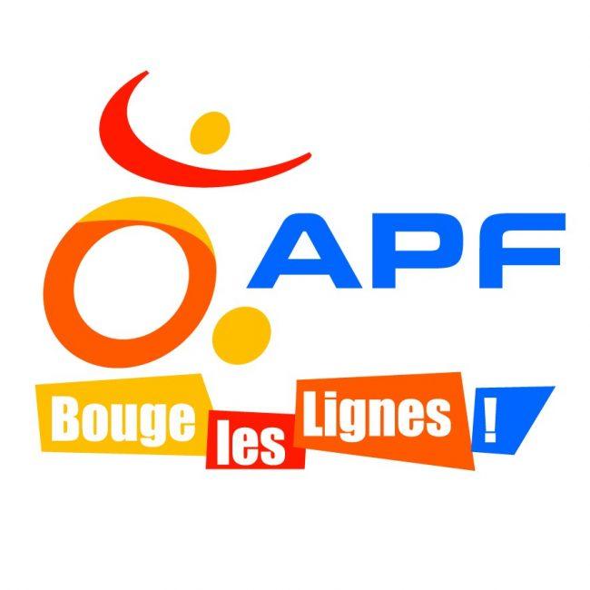 Logo Délégation APF de Grenoble