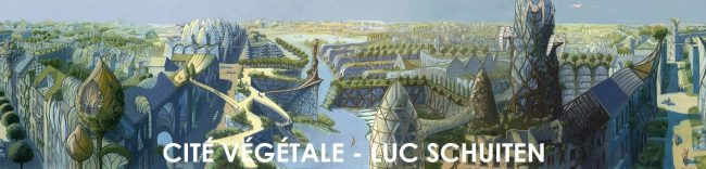 Exposition Luc Schuiten