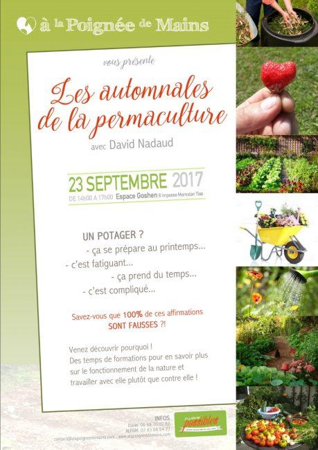 Les automnales de la permaculture