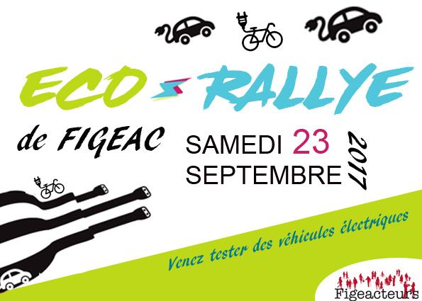 Eco Rallye de Figeac