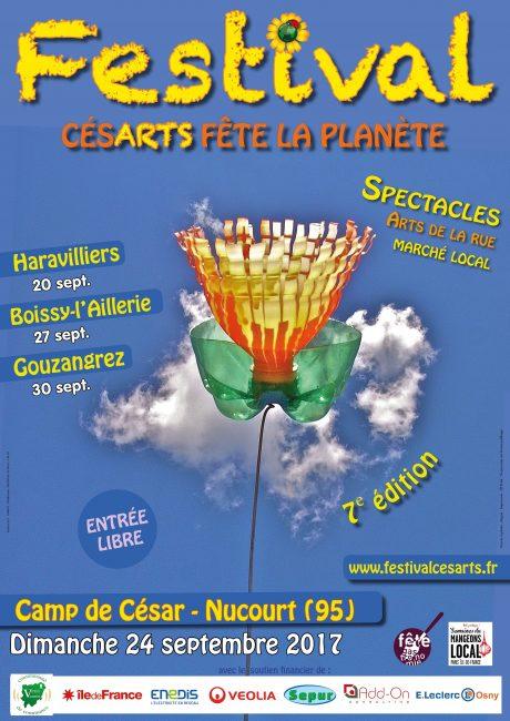 éco-festival Césarts fête la planète