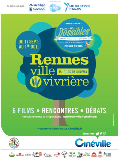 Rennes Ville Vivrière