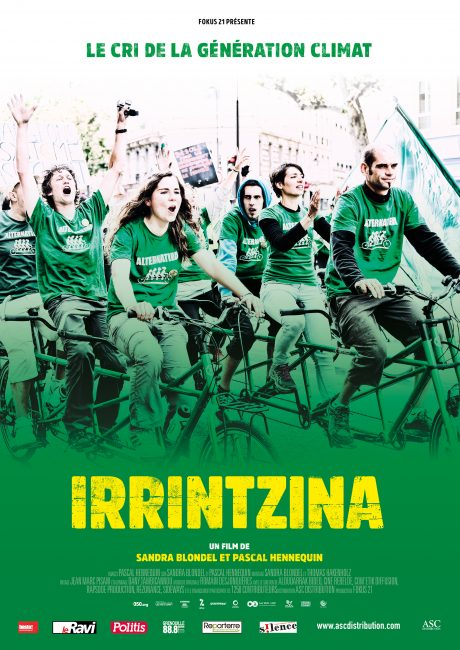 Projection du film-documentaire Irrintzina