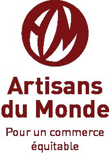 Logo Artisans du Monde Vierzon