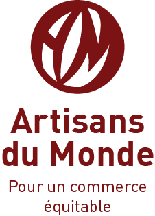 Logo Artisans du Monde Angers