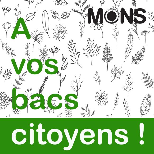 Logo Ville de Mons