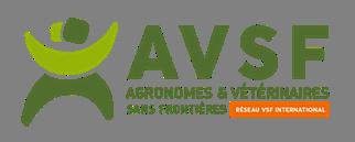Logo AVSF - Agronomes et Vétérinaires sans Frontières