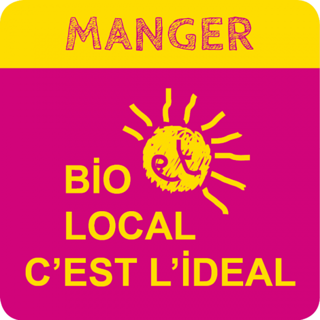 Logo Biocoop La Pyramide