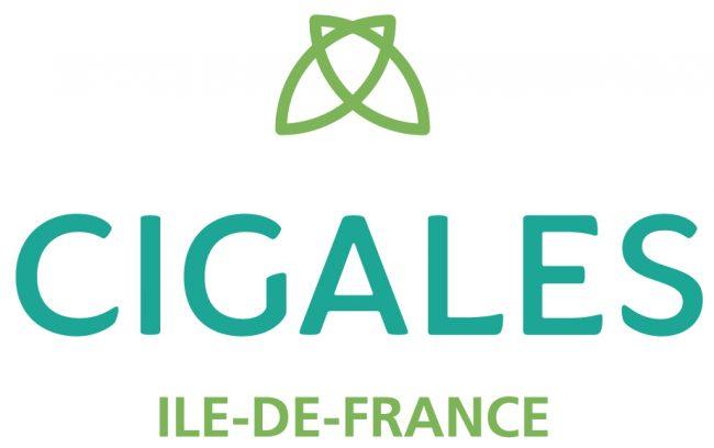 Logo L'Association Régionale des CIGALES Ile-de-France