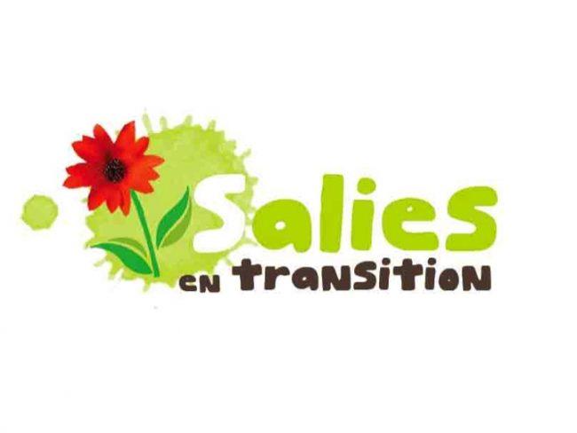 Logo Salies en Transition, le club des sages de Làas et château de Làas