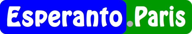 Logo Espéranto Paris Île-de-France