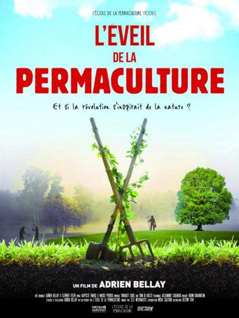 Projection - débat à l'EDEN Crest autour du film l'Eveil de la Permaculture