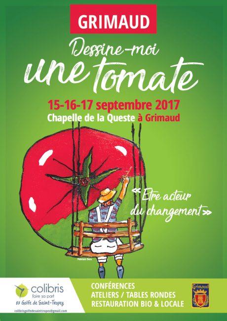 Festival : Dessine-moi une tomate