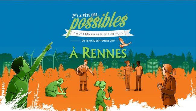 La Fête des Possibles à Rennes