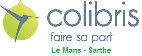 Logo Colibris - Le Mans - Sarthe