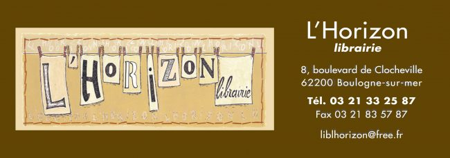 Logo Librairie l'Horizon