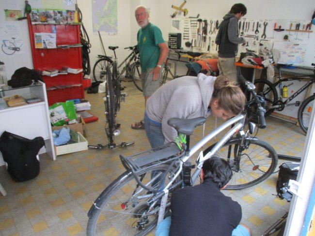 Bricoler son vélo - Ensemble !