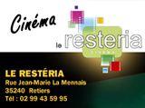 Logo Cinéma le Resteria