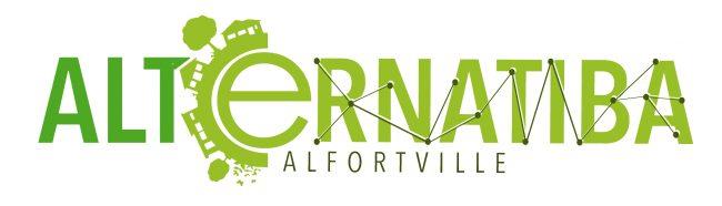 Logo Alternatiba Alfortville
