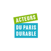 Logo Maison des Acteurs du Paris durable, Mairie de Paris