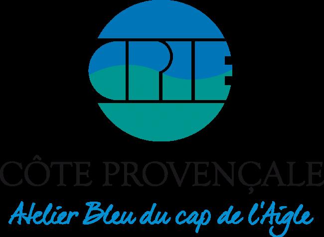Logo Atelier Bleu - CPIE Côte Provençale
