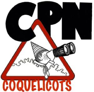 Logo CPN Coquelicots