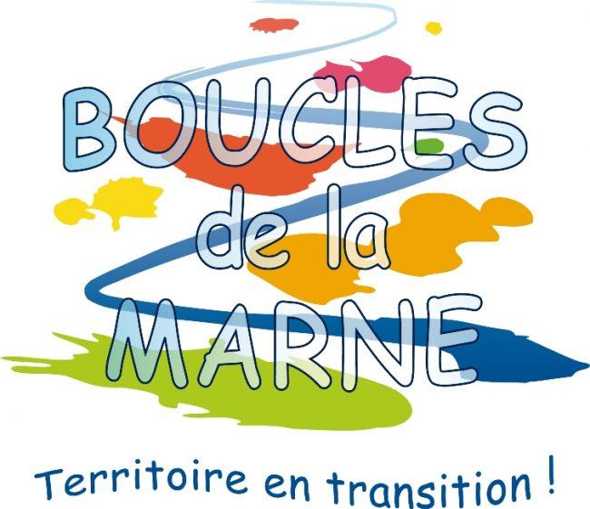 Logo Boucles de la Marne en transition