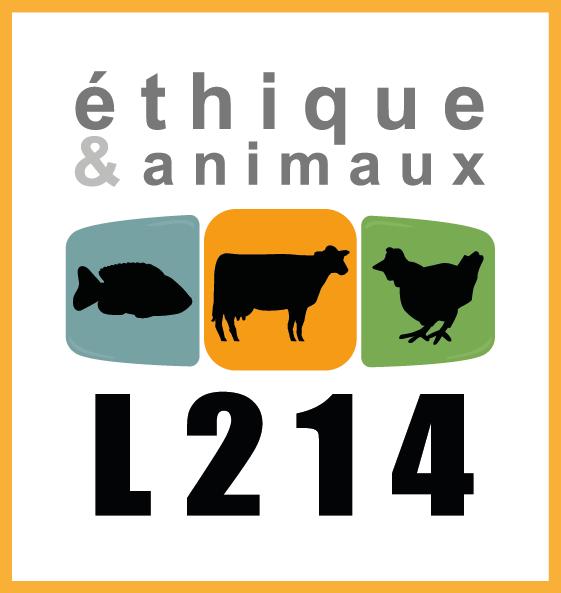 Logo L214 Ethique et Animaux