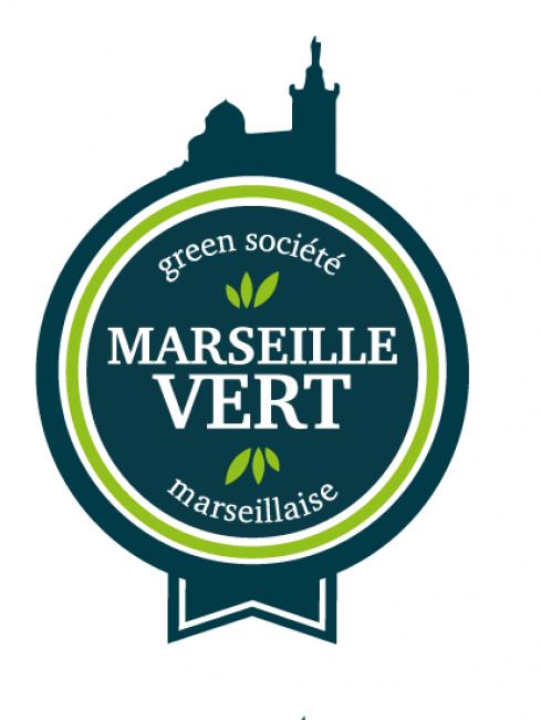 Logo Marseille Vert