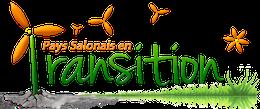 Logo Pays Salonais en Transition