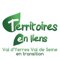 Logo Territoires en liens et l'Attribut de Draveil