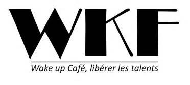 Logo Wake up Café