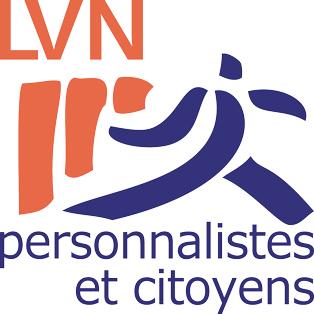 Logo LVN - personnalistes et citoyens