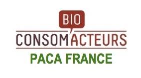 Logo BIO CONSOM'ACTEURS PACA FRANCE