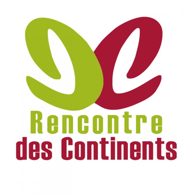 Logo Rencontre des Continents asbl