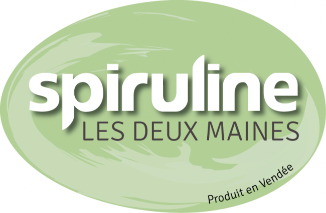 Logo Spiruline Les Deux Maines