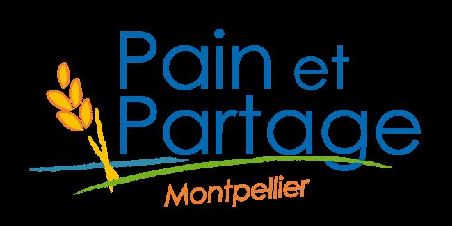 Logo Pain et Partage Montpellier