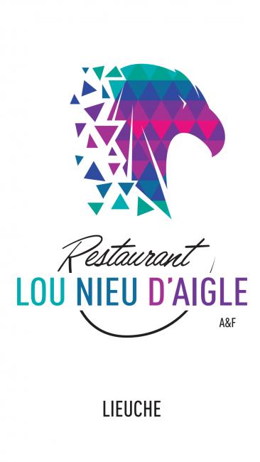 Logo Le restaurant Lou Nieu D'Aïgle à LIEUCHE