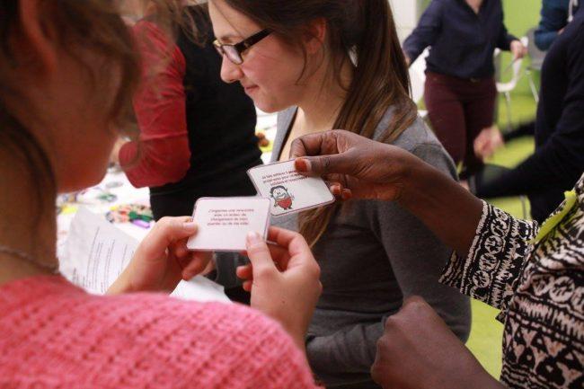 Soirée Découverte d'e-graine, association d'Education à la Citoyenneté Mondiale