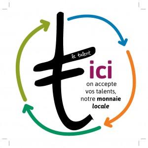 Logo Le talent