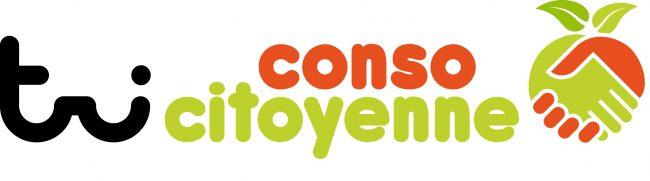 Logo Le groupe consommation citoyenne de l'association TRI en partenariat avec l'AMAP Loue, l'association EMNE et le foyer cinéma de Byans sur Doubs