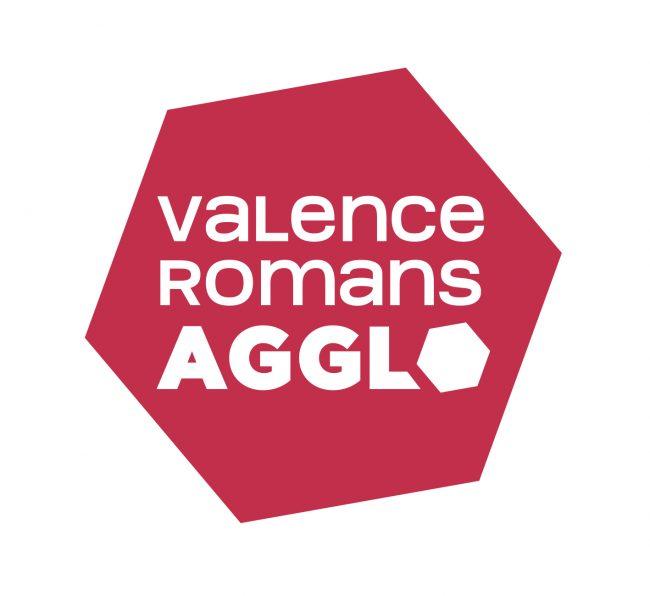 Logo Valence Romans Agglo, plateforme Rénov'Habitat durable