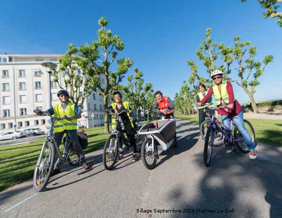 Apprendre à faire du vélo - Prendre confiance en ville