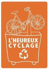 Logo L'heureux cyclage