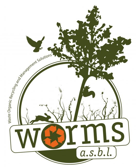 Logo WORMS asbl