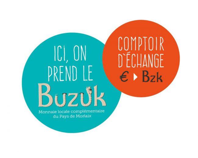 Logo L'association pour une monnaie locale complémentaire en Pays de Morlaix