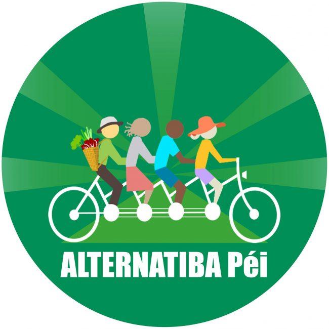Logo Alternatiba péi